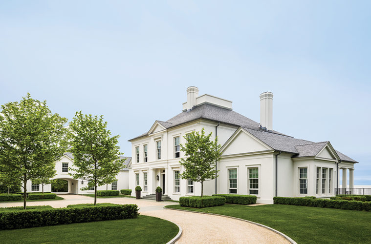 Architect Mark Finlay's Design Is Restrained And Regal On Long .