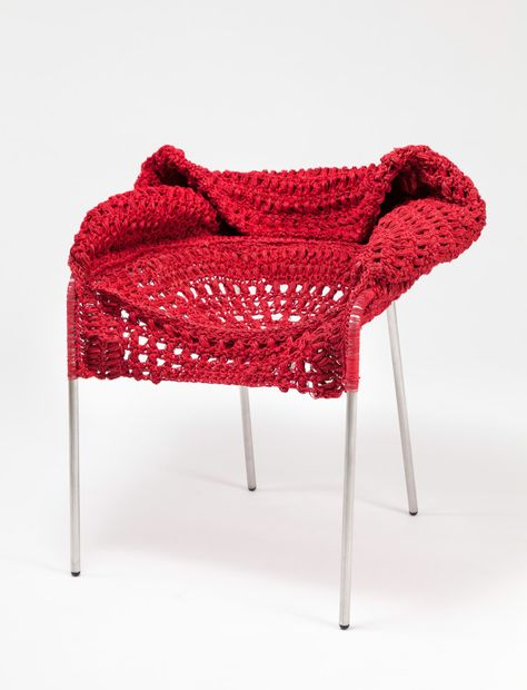 The Narrative of Making: Rethinking Soft Materials | Furniture .