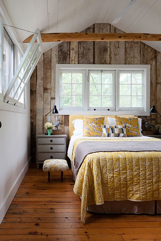 Flik by Design | Cottage style bedrooms, Rustic master bedroom .