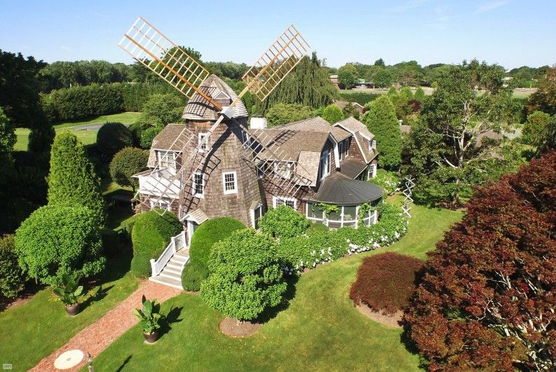 """Before & After: How Robert Downey Jr. Remodeled His """"Windmill ."""