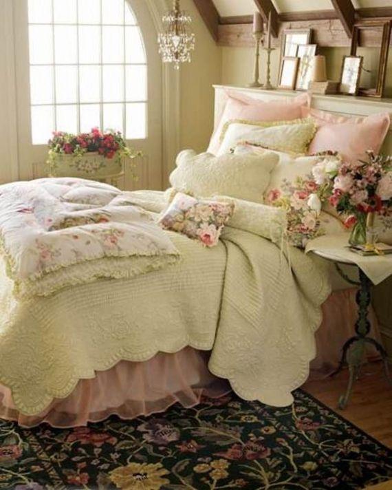 40 Romantic And Tender Feminine Bedroom Design Ideas For Valentine .