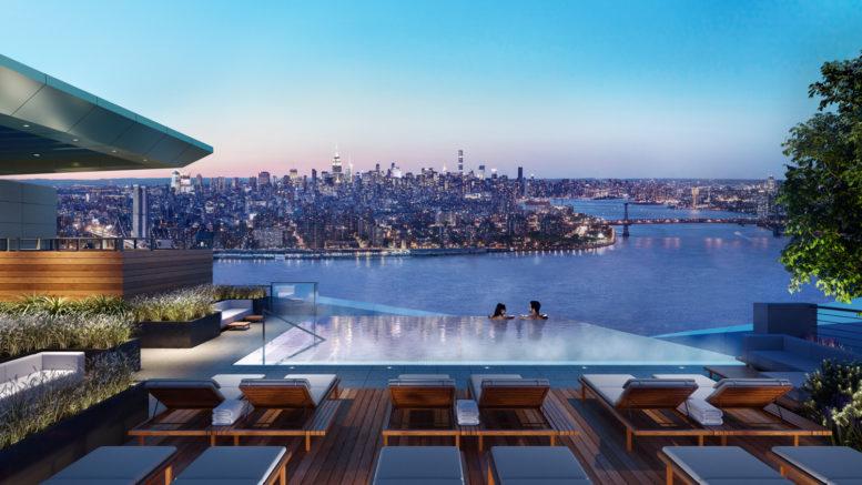 Western Hemisphere's Highest Rooftop Infinity Pool Coming to .