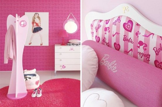 Girl's Rooms   Glamorous room, Kid room dec