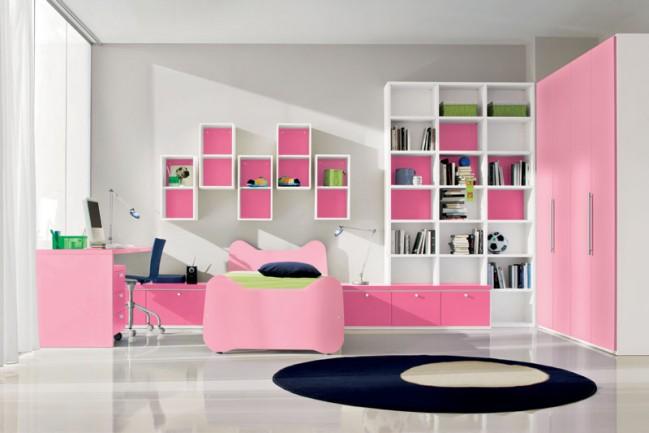 Design Ideas for House: Room For A Barbie Princess From Doimo Cityli