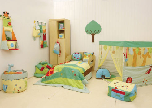 Room for Small Kids by Vividha - DigsDi