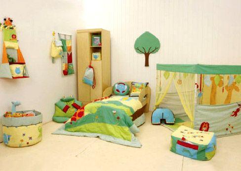Kids Room Ideas and Themes | Small kids room, Kid room decor .
