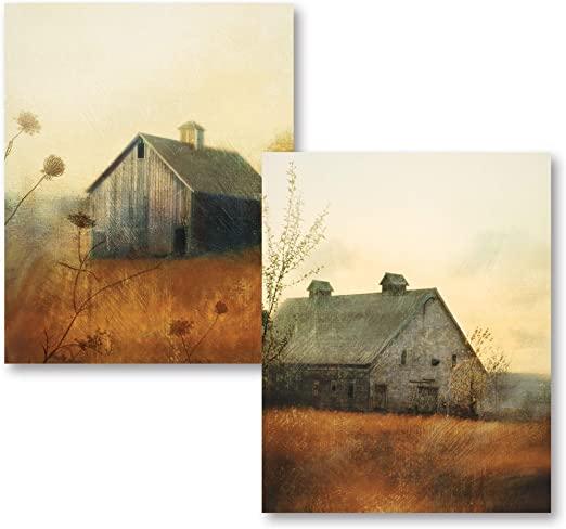 Amazon.com: Gango Home Décor Avonlea I Lovely, Rustic Barn and .