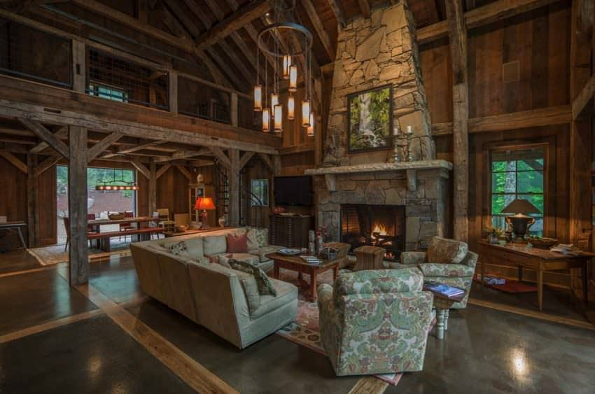 9 Rustic Houses (Our Favorite