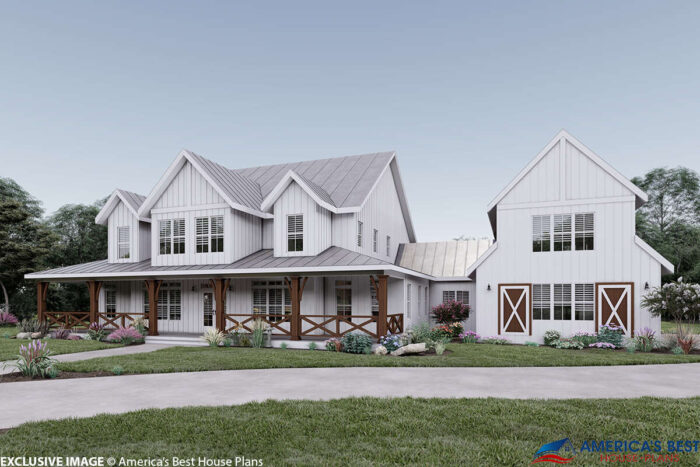 The Unique and Rustic Character of Barn House Plans | America's .