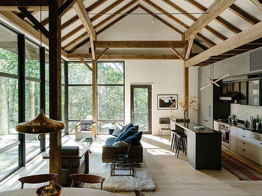 good reads: dwell. (sfgirlbybay) | Modern cabin, Modern rustic .