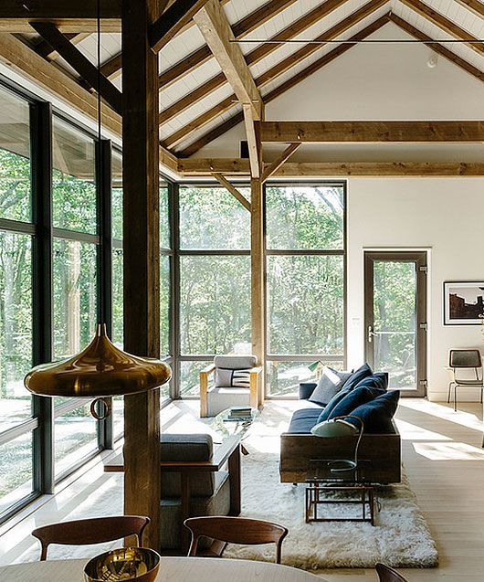 good reads: dwell. | sfgirlbybay | Modern cabin, Modern rustic .