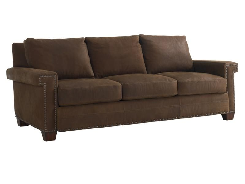 Available as shown, in a distressed leather similar to an aged .