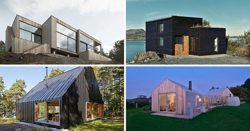 19 Examples Of Modern Scandinavian House Desig