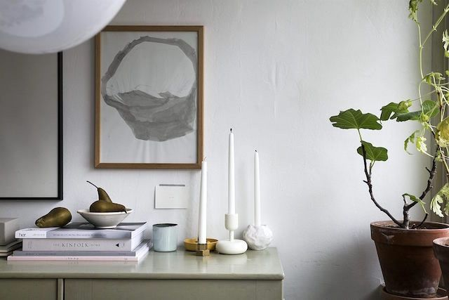 my scandinavian home: A lovely small Swedish space with pastel .