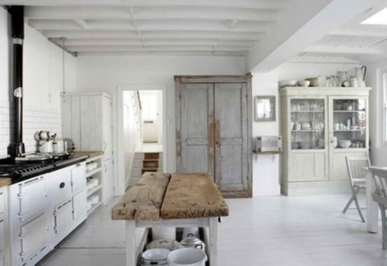 71 Stunning Scandinavian Kitchen Designs - DigsDi