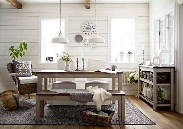 Scandinavian rustic home - SA Decor & Desi