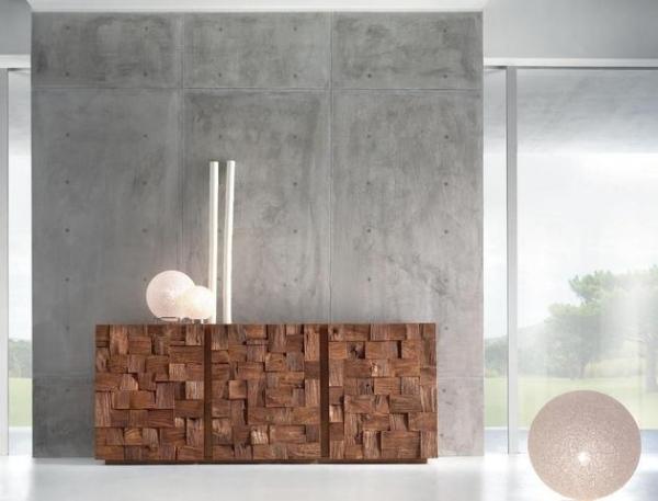 Solid wood designer furniture from Domus Arte - the Skando collecti