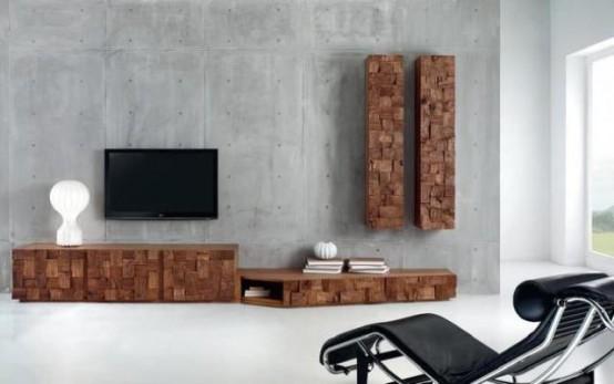 Scando Oak Collection Of Random Sized Wood Blocks - DigsDi