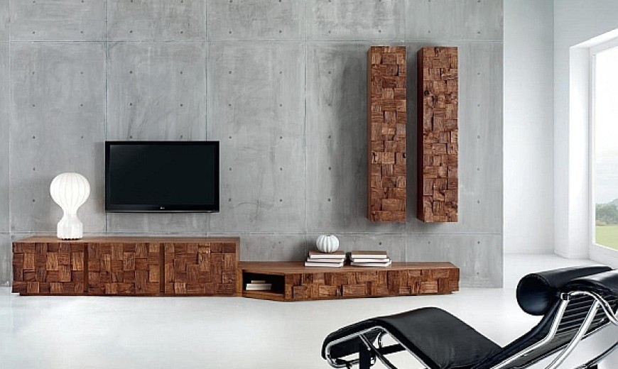 Organic And Sculptural Scando Oak Collection Offers Intricate .