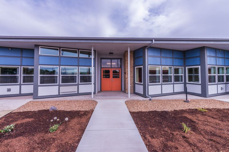 Pamplin Media Group - Outdated Prineville school transformed into .