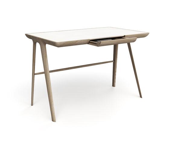 Maya' desk by James Melia for Dare Studio (UK) @ Dailyton