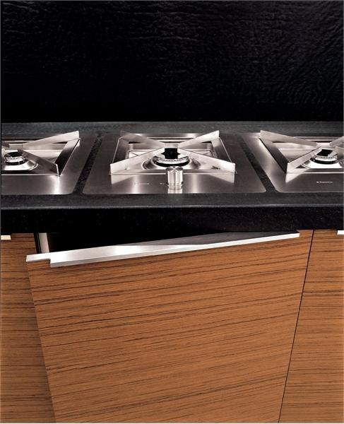 Sensual And Modern Kitchen Design - Seta Class By Ged Cucine .