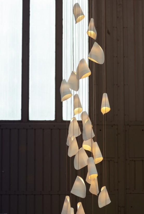 Series 21 Pendants Of The Thinnest Porcelain - DigsDi