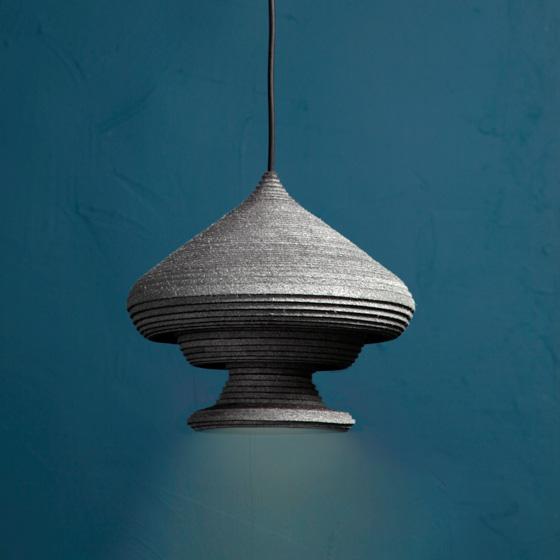 Sherazade' lamps by Siba Sahabi (NL) @ Dailyton