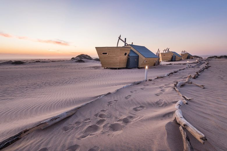 Shipwreck Lodge – Namibia - Atlas Obscu