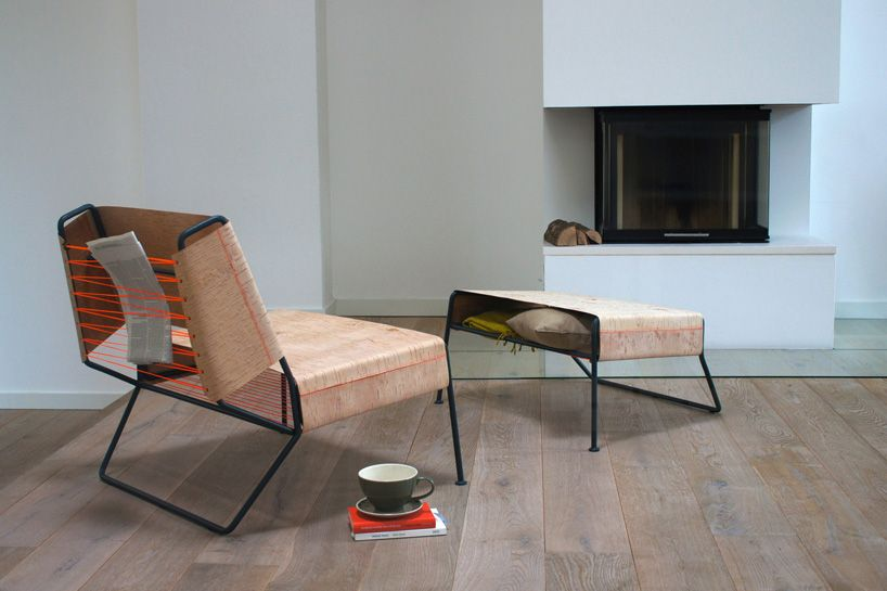 anastasiya koshcheeva configures sibirjak lounge chair from .