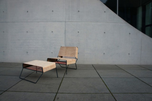 Interior Decorating and Home Design Ideas: Sibirjak Lounge Chair .