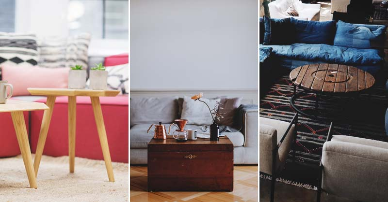60 DIY Coffee Table Plans and Ideas with Form and Functi