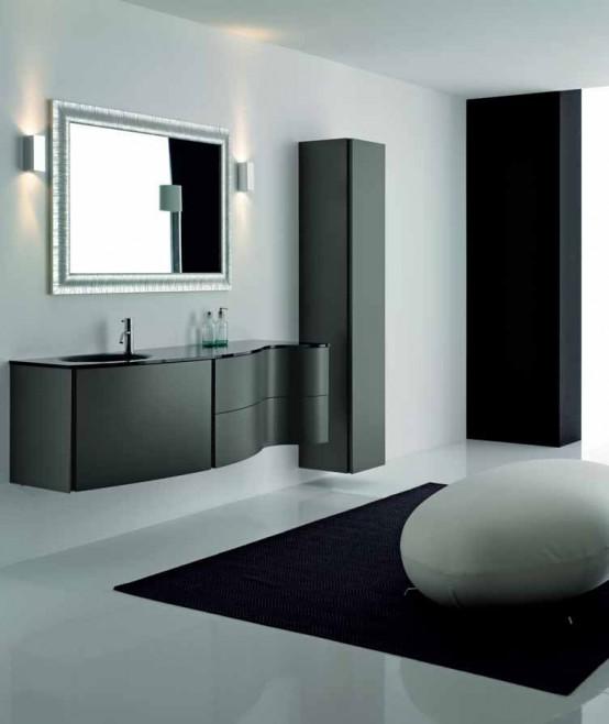 modern bathroom cabinets Archives - DigsDi