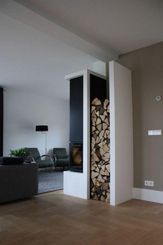 60 Simple But Smart Living Room Storage Ideas | Smart living room .