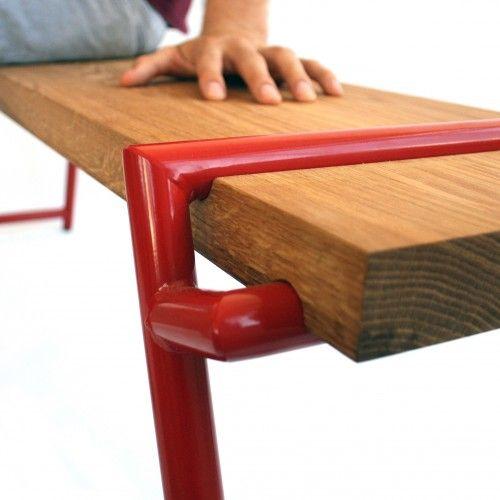 Atlas bench | Furniture, Bench designs, Desi