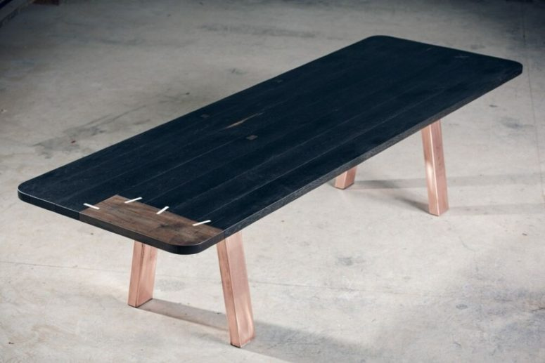modern dining table Archives - DigsDi