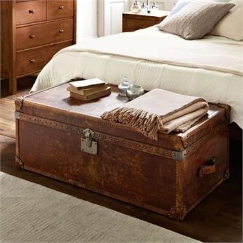 10 Simple Ideas To Refresh The Foot Of Your Bed - DigsDi