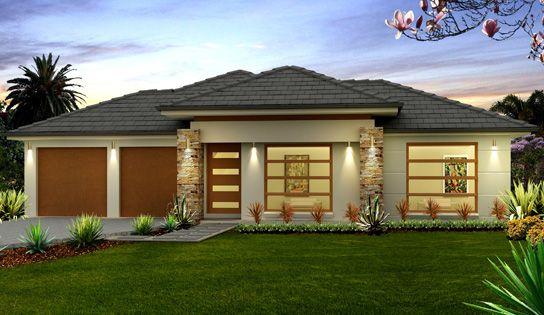 Jade 30 - Single Storey | House plans south afri