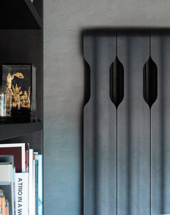 Sleek Aluminum Radiators Collection With Timeless Design .