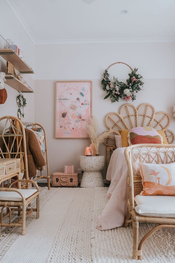 Girl's Room Decor: From Her First to Her Pre-Teen Years   Decohol