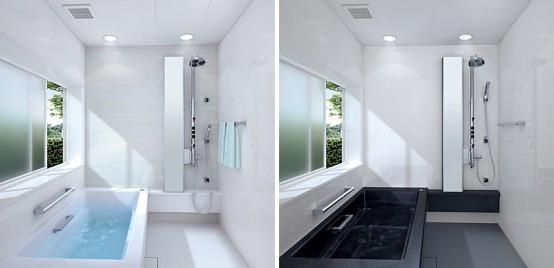 small bathroom layout Archives - DigsDi