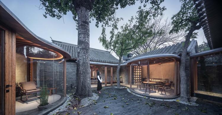 Qishe Courtyard / ARCHSTUDIO | ArchDai