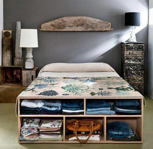Smart bedroom storage ideas - Hupeho
