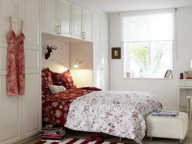 44 Smart Bedroom Storage Ideas - In Our Bubb