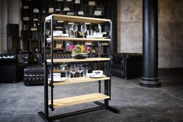 Shifting Dining Table Shelves : German Smart Livi