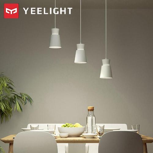 Yeelight Smart LED Pendant Lights Three-Head E27 Dining Table Down .