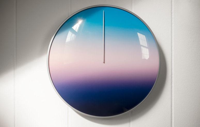 10 Smart Modern Clocks With Eye-Catching Designs - DigsDi