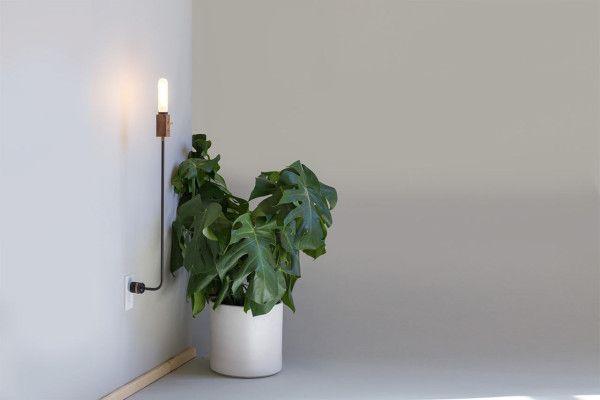 Wald Plug Lamp by Feltmark | Verlichting ideeën, Lampen, Verlichti