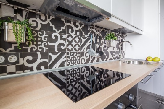 42 Square Meters Apartment With A Smart Design And Bright Accents .