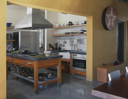 Chef Kitchen Decor – Stainless Steel Kitchen Design – Chef KItchen .